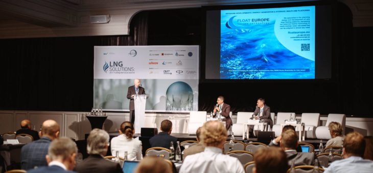 Float Europe and the LNG SOLUTIONS Summit 24-25 Oct 2017 at Nice, France
